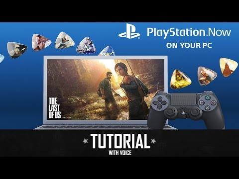 Tutorial: How to get PS NOW on your PC - Play PS3/PS4 Games/Exclusives!