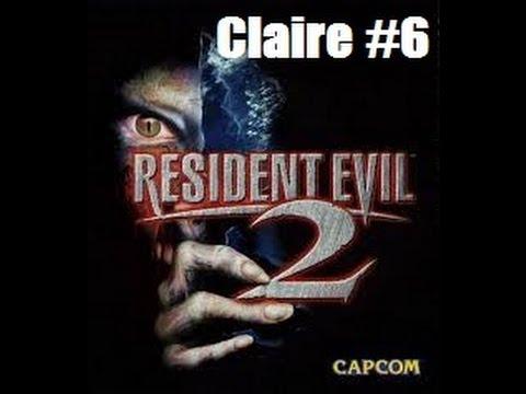 Resident Evil 2 Claire Part 6 William Birkin