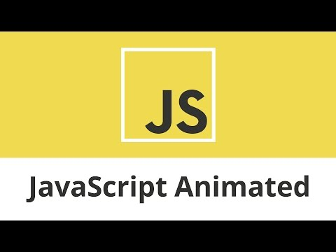 JavaScript Animated. Landing Page. How To Change Google Map Location