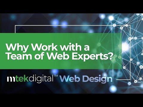 Why should Edmonton businesses work with Mtek Digital?