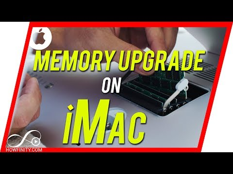 How to UPGRADE Ram on Apple iMac (2012-2018) models-Add memory and save money