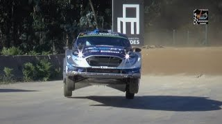 WRC Rally Portugal 2017 (Jumps & Pure Sound) Full HD