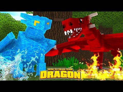 WATER DRAGON NATION NEEDS OUR HELP! - How To Train Your Dragon