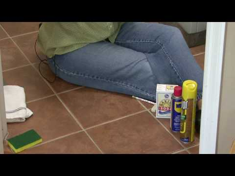 Cleaning Floors : How to Remove Scuff Marks From Vinyl Flooring