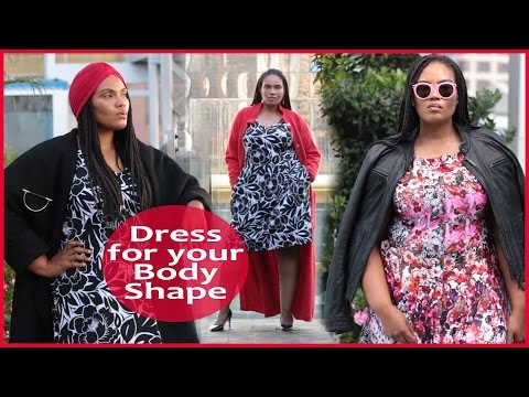 How to Dress for Your Body Shape!  6 Outfits & Best Dress for Your Body Type
