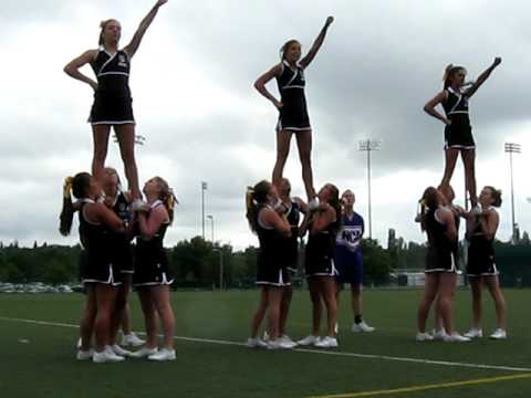 Advanced Cheer - NCA Top Team