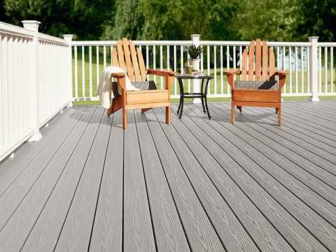 composite decking installation instructions