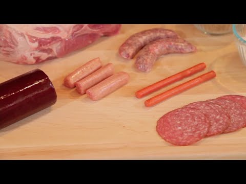 Sausage Making Basics