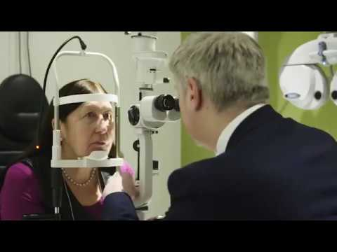 Get your eyes tested' for the World Glaucoma Week