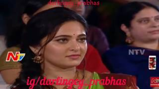Prabhas & Anushka - YHPHK | Bahubali Tamil Audio launch | Darling & Sweety | Pranushka video.