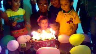 Ziya 1st Birthday Celebration