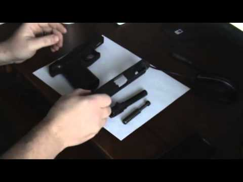 Springfield Armory XD9 (Disassembly)