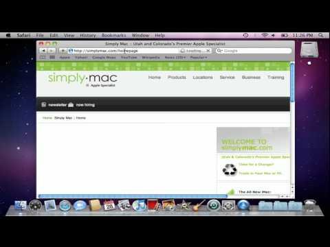 How to Change Your Safari Homepage