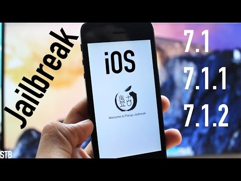 How To Jailbreak iOS 7.1.x iOS 7.1.2 Fully Untethered iPhone 5S/5C/5/4S, iPad Air/Mini, iPod Touch