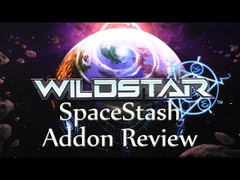 SpaceStash - Wildstar Addon Review
