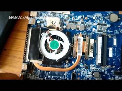 how to open Sony laptop and change motherboard
