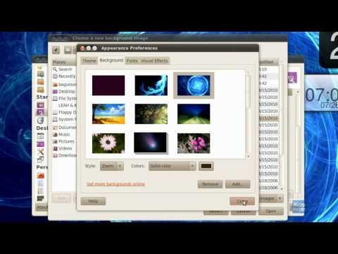 How to Change Ubuntu's Login Screen