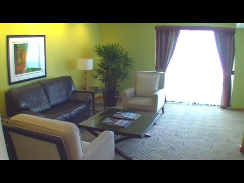 Hyatt Regency San Francisco Rooms & Grande Suite Tour 3D