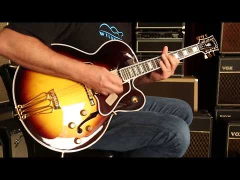 Gibson Custom Shop Byrdland  •  SN: 10943001
