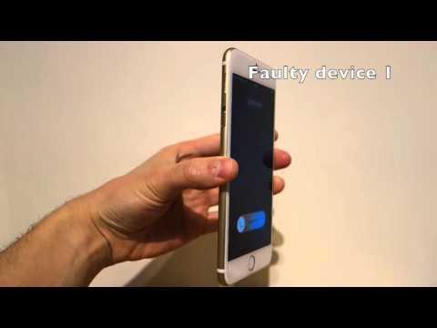 iPhone 6S Plus vibration problem (comparison)