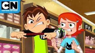 Queen Bee | Ben 10 | Cartoon Network