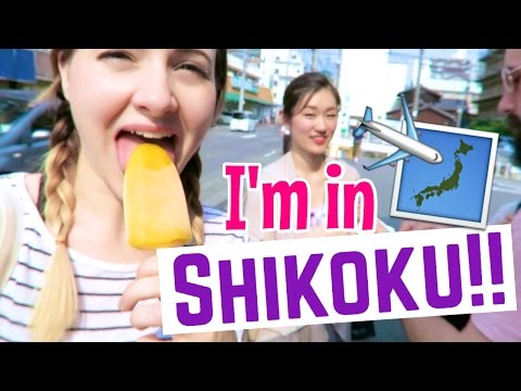 SEEING SHIKOKU FOR THE FIRST TIME | Day One