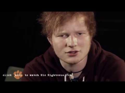 Ed Sheeran: YouTube Music Tuesday Takeover