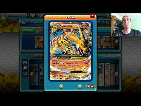 MEGA Charizard! - Pokemon Trading Card Game Online - Let's Play - Part 116