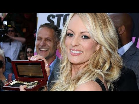 Stormy Daniels Given Key to the City in West Hollywood