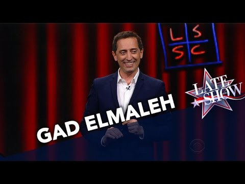 Gad Elmaleh Performs Stand-up