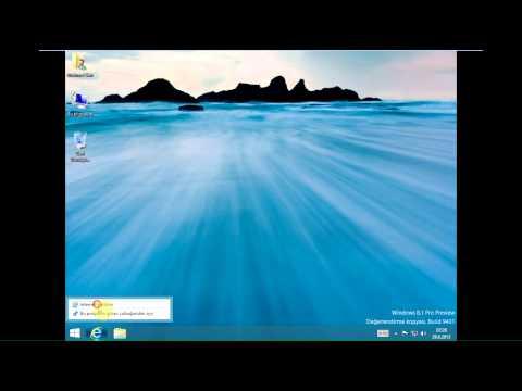 Windows 8.1 Wmware