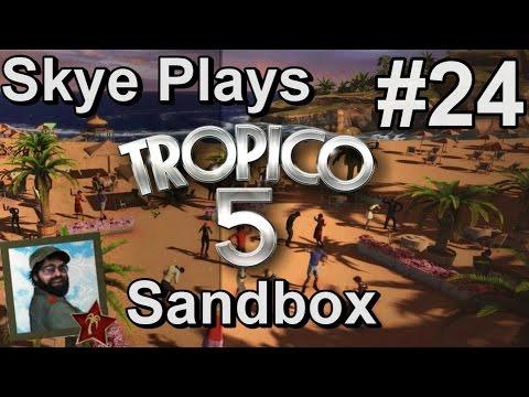 Tropico 5: Gameplay Sandbox #24 ►(69%) More Happiness◀ Tutorial/Tips Tropico 5