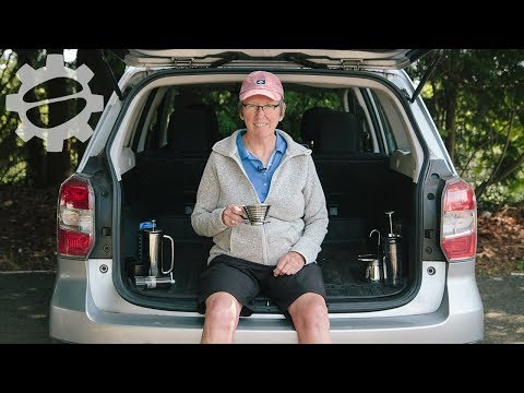 Brewing Setups for Camping