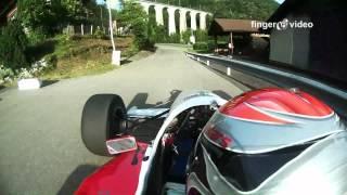 TERRIFIC Onboard Hillclimb St. Ursanne  - Martini MK69 - BMW 3.0 Julien Ducommun - FV12
