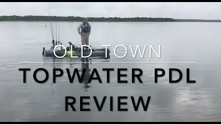 Reviewed: Old Town Predator PDL | Kayak Angler | Rapid Media