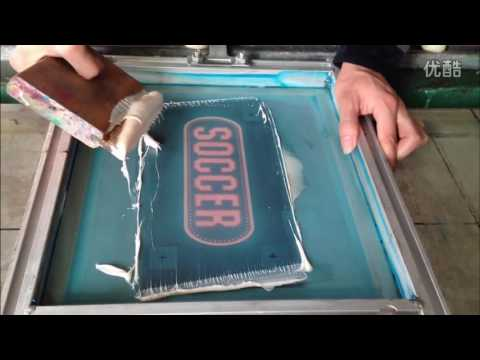 3D plastisol ink thick effect