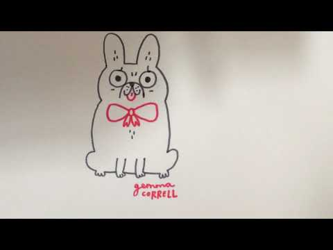 Learn to Doodle Cats and Dogs with Gemma Correll