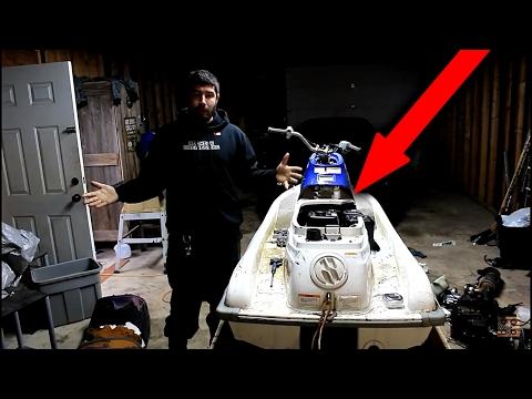420cc predator jetski build (PART 3)