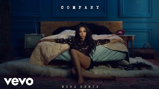 Tinashe - Company (MUNA Remix) [Audio]