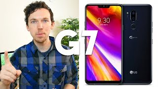 LG G7 ThinQ: What To Expect