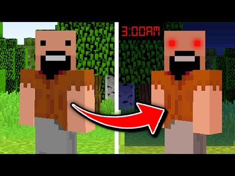 Minecraft  : DO NOT PLAY WITH NOTCH AT 3AM (Ps3/Xbox360/PS4/XboxOne/PE/MCPE)
