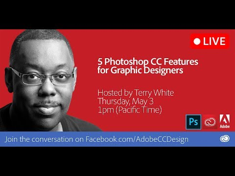 5 Photoshop CC features for Graphic Designers