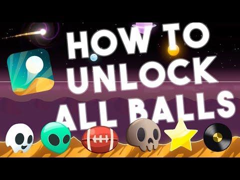 HOW TO UNLOCK ALL DUNE BALLS