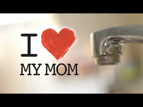 I love my mom - 1 minute movie