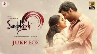 Sandakozhi 2 - Juke Box (Tamil) | Vishal, Keerthi Suresh | Yuvanshankar Raja | Lingusamy