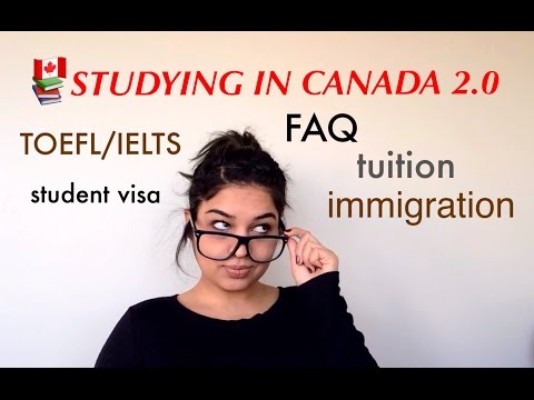 HOW TO   Study in Canada   FAQ Colleges 2.0