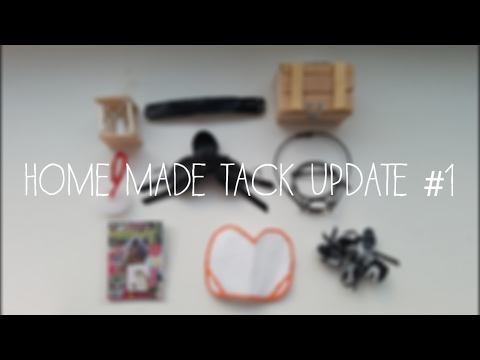 Home Made Schleich Tack Update #1 | Daisy Stalls
