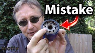 Kesalahan 4 Mobil Teratas yang Harus Dihindari (Gagal dan Gagal di DIY)