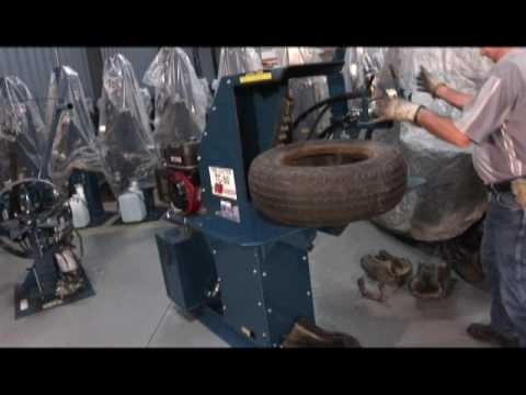 TC-50 Tire Cutter