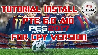 pes 2017 pte patch 6.0 download